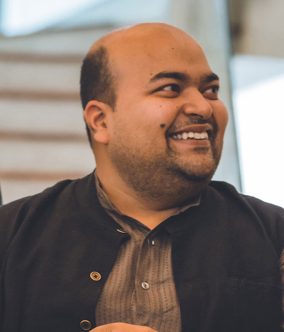 HotelHub Account Director Anuj Gupta