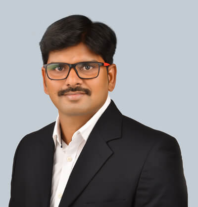 HotelHub Account Director Mohan Krishna