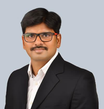 HotelHub Account Director Mohan Krishna