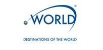 world logo