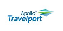 Apollo Travelport logo